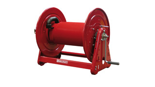 Reelcraft Releases New Hand-Crank Hose Reel