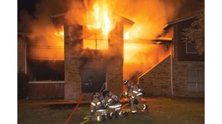 Cover Story: Texas Fire Destroys Four Apartments