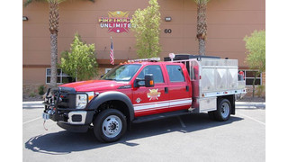 Wildland Brush Trucks