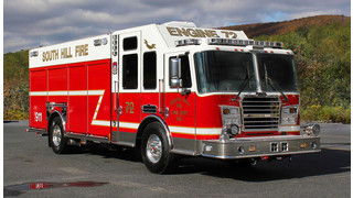 Showcase: South Hill, Va., Puts Custom Rescue Pumper In Service
