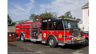 Showcase: 'Double Nickels' Pumper Rolls Into South Plainfield, N.J.