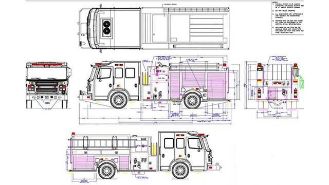Fire Engine Size, Fire, Free Engine Image For User Manual ...