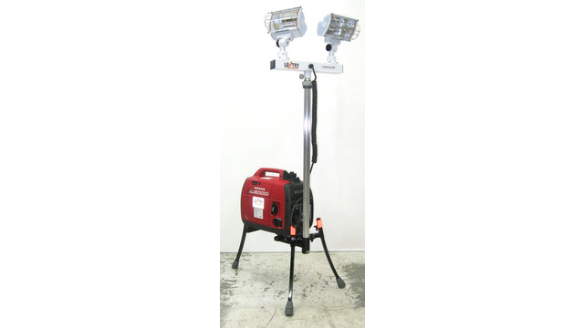 Ventry Offers New Two-Head Light System