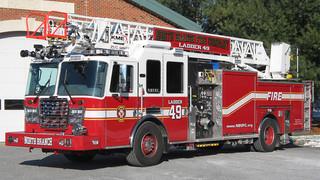Showcase: Branchburg, N.J. Puts New Quint In Service