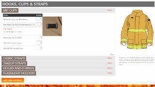 Fire-Dex Makes On-Line Gear Configurator Available