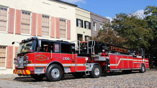 Charleston, S.C., Gets First Tiller in 60 Years