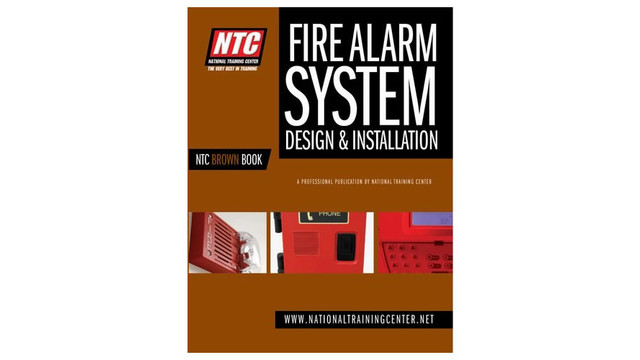 NTC Fire Alarm Systems Design and Installation (Brown)