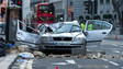 UK Taxi Driver Crushed to Death by Collapse Debris
