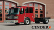 Ferrara Fire Introduces New Cinder Cab And Chassis