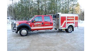 Showcase: Mini-Pumper Delivered to Worcester, Vt.