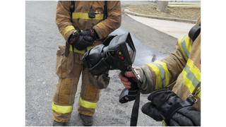 Thermal Imaging Cameras for Incident Commanders