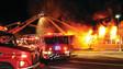 New Jersey: Six-Alarm Fire Destroys Unoccupied Elementary School