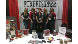 Fire Wives Meet at Firehouse World
