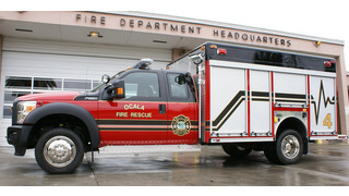 New Colors for Ocala Fire Rescue Apparatus
