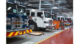 Ballam: Pierce Gives Sneak Peek of New Cab at Factory