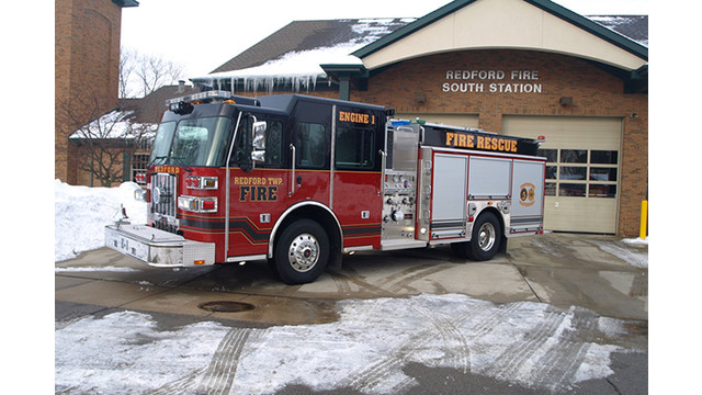 Apparatus Showcase: Engine 1 Protects Redford Twp., Mich.