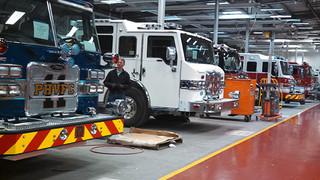 Ballam: Pierce Gives Sneak Peek of New Cab at Factory