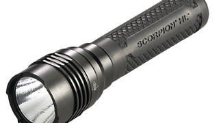 Streamlight Launches New High Lumen Scorpion Flashlight