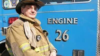 Pa. Firefighter Hit by Train, Killed During Search