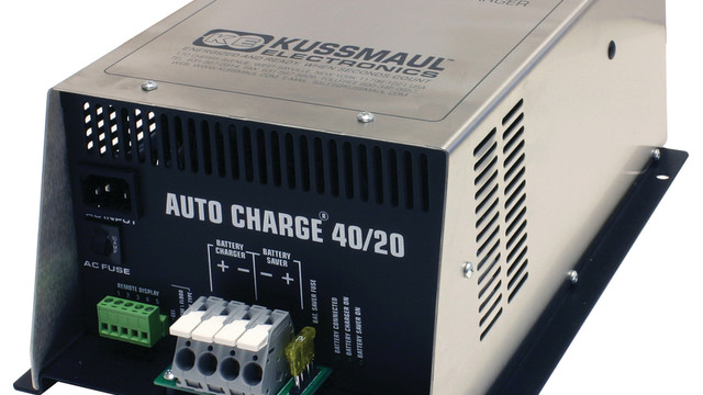 Kussmaul Offers New Single-Battery Vehicle Chargers