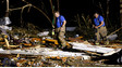 Death Toll Rises as Storms Tear Through South