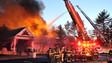 Newlyweds Hit Aisle as Mass. Pavilion Catches Fire