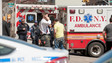 NYPD Officers Critical After Being Trapped in Elevator at Fire