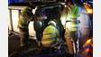 Photo Story: Ill. Crews Summoned to Rollover Crash