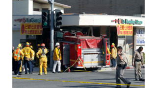 CHP: Unsafe Driving Led to Apparatus Collision Last Year