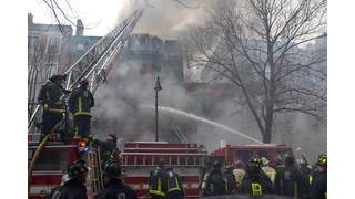 Cover Story: Two Boston Firefighters Killed in Windswept Nine-Alarm Blaze