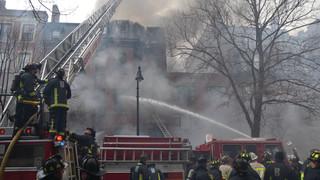 Cover Story: Two Boston Firefighters Killed in Windswept Nine-Alarm Blaze