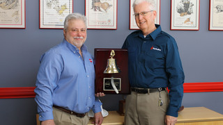 TheFireStore Honored by Globe For Boot Sales