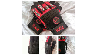 RXQ Gloves Incorporates Belt Cutter For Quick Extrication