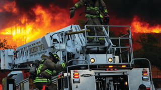 Houston Inferno Consumes Nearly 400 Apartments Under Construction