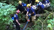 Photo Story: Man Rescued After Fall on Ore. Trail