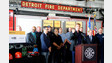 Detroit FD Gets Gear from Leary Foundation