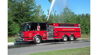 Apparatus Showcase: Baden, Md. Volunteers Get New Tanker