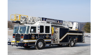 Apparatus Showcase: Bellefonte, Pa. Gets New Quint