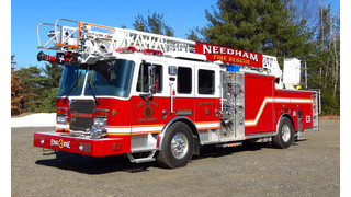 Apparatus Showcase: Needham, Mass. Reaches New Heights