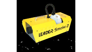 Leader Offers New Smoke Generators