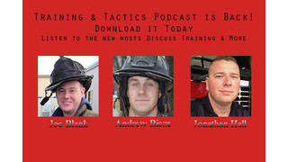 Training & Tactics Talk: Moving Training Forward