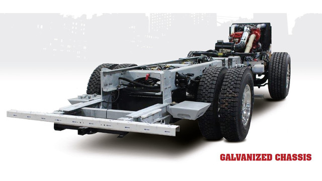HME Introduces Galvanized Chassis