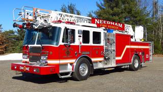 Apparatus Showcase: Needham, Mass. Reaches New Heights