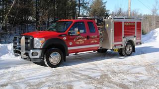 Apparatus Showcase: Wentworth, N.H., Gets Mini-Pumper