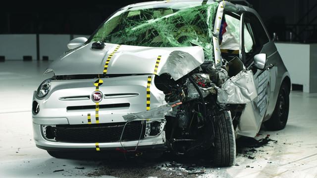 University of Extrication: Small Overlap Frontal Crash Testing