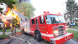 Photo Story: Detroit Building Razed by Fire