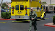 Five Dead, Including Two Officers, In Las Vegas Shootings