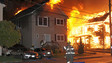 Photo Story: Four-alarmer Hits Two Mass. Buildings