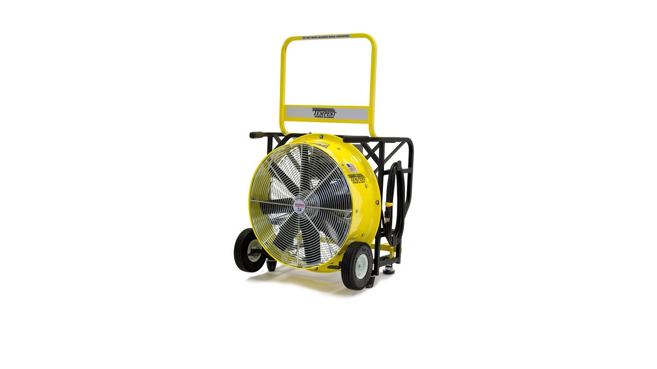 Tempest Introduces Electric Ventilation Fan Line Firehouse