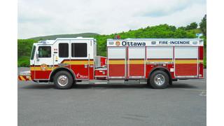 Ottawa Pick KME For a Dozen Additional Pumpers